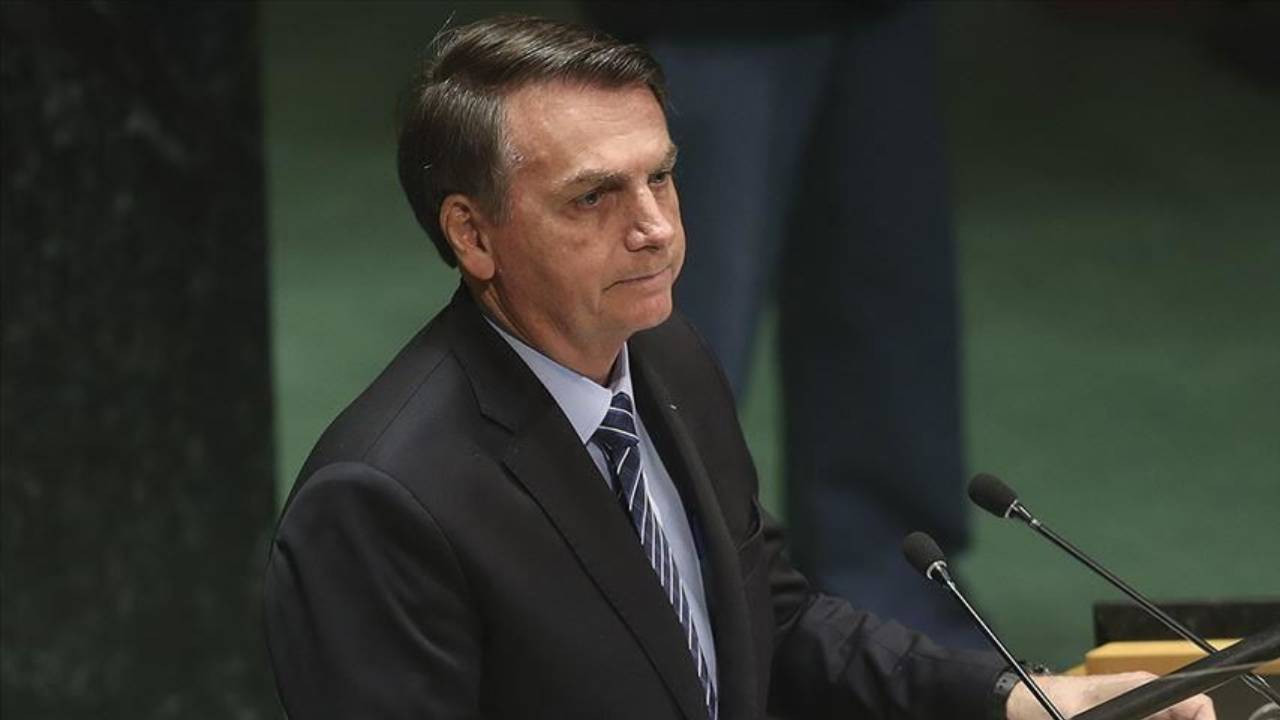 Hastaneye kaldırılan Bolsonaro'dan haber var