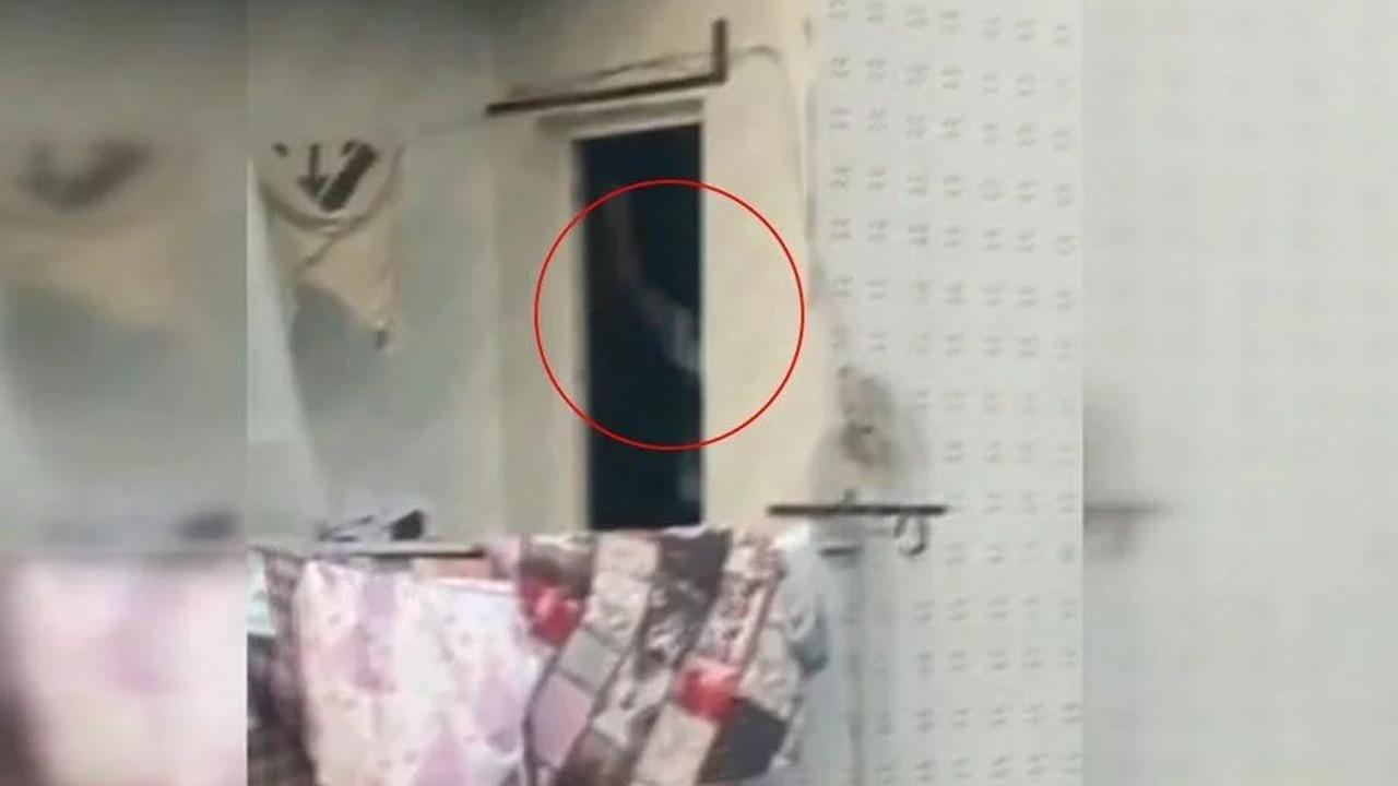 İstanbul'da çocuğunu tavana asarak döven baba gözaltına alındı
