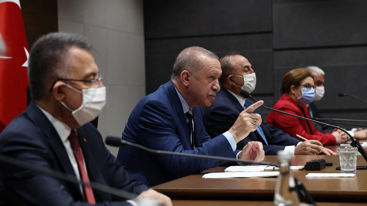 Cumhurbaşkanı Erdoğan'dan KKTC ziyareti öncesi açıklama: Çifte bayram yaşayacağız