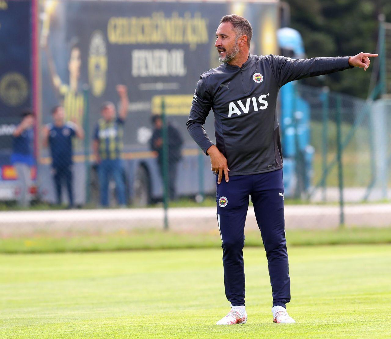 Fenerbahçe'de Vitor Pereira, 5 ismin biletini kesti - Sayfa 4