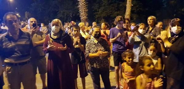 İskenderun'da suları 5 gündür kesik olan mahalleli sokağa döküldü - Sayfa 2