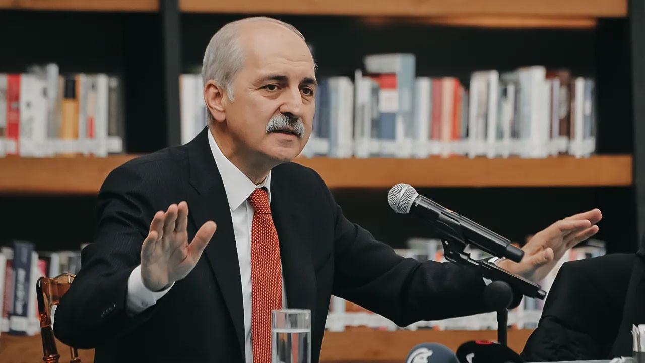 AK Parti Genel Başkanvekili Kurtulmuş'tan siyonistlere tepki