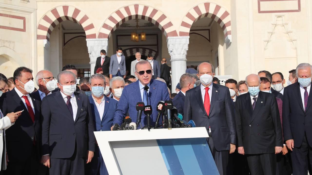 Cumhurbaşkanı Erdoğan'dan Kabil Havalimanı açıklaması: İşletimini ele almayı düşünüyoruz
