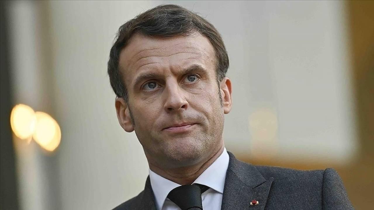 Türkiye'den Macron'a kınama!