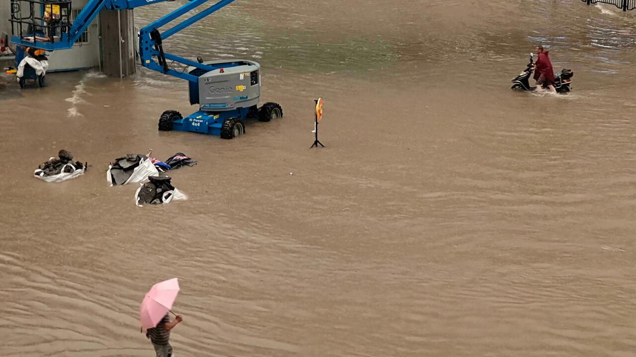 Çin'de büyük felaket!