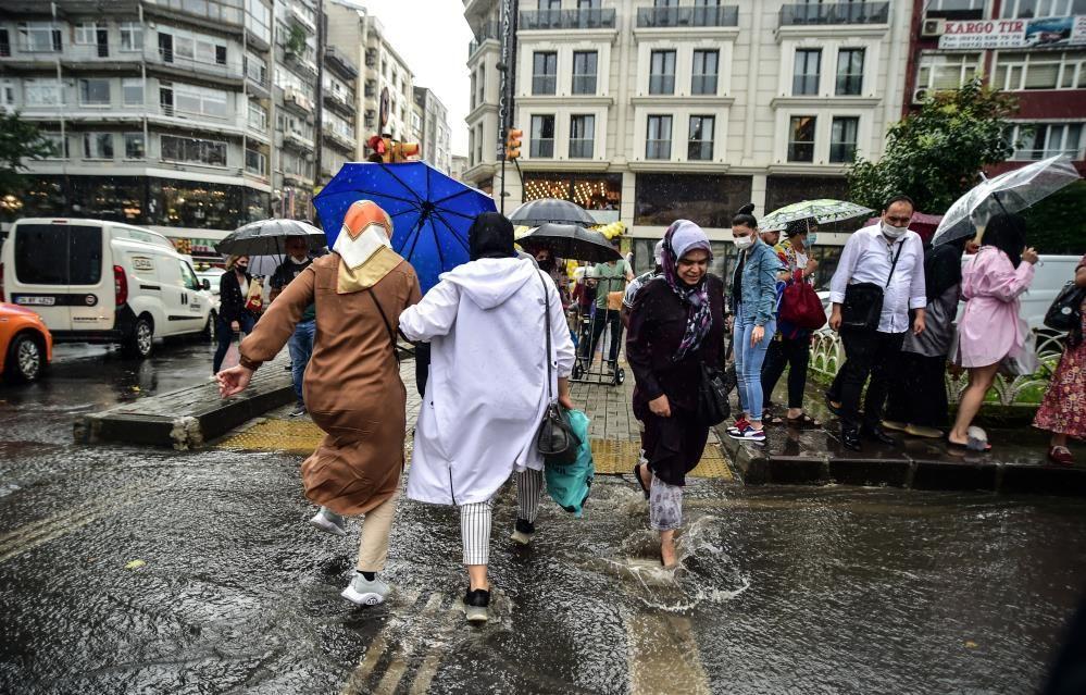 Biraz da olsa serinleyeceğiz! İstanbul'a yağmur müjdesi! - Sayfa 4