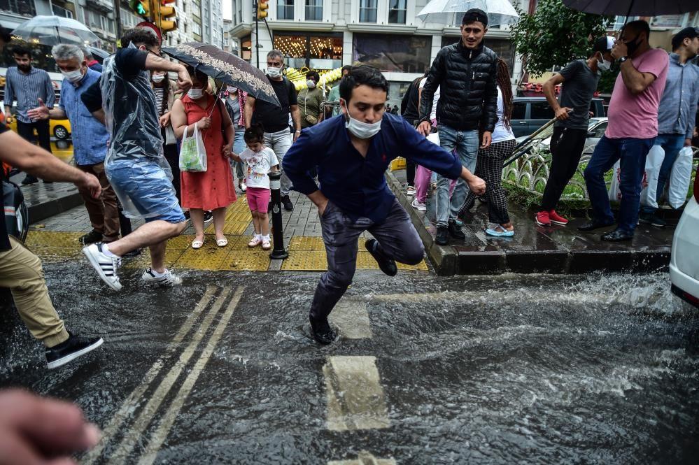 Biraz da olsa serinleyeceğiz! İstanbul'a yağmur müjdesi! - Sayfa 1