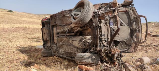 Mardin'de kahreden kaza; İki asker hayatını kaybetti - Sayfa 1