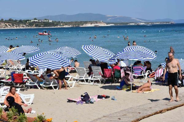 Didim'de plajlar ve havuz başları doldu - Sayfa 2