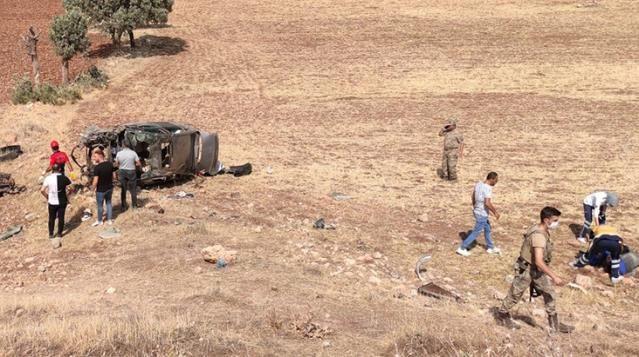 Mardin'de kahreden kaza; İki asker hayatını kaybetti - Sayfa 2