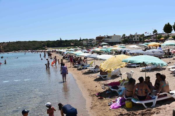 Didim'de plajlar ve havuz başları doldu - Sayfa 3