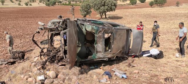Mardin'de kahreden kaza; İki asker hayatını kaybetti - Sayfa 3
