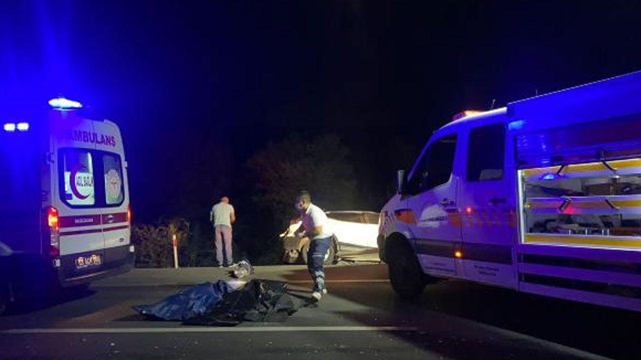 Afyonkarahisar'da 5 aracın karıştığı kazada 2'si çocuk 4 ölü, 2 yaralı - Sayfa 4