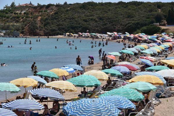 Didim'de plajlar ve havuz başları doldu - Sayfa 4