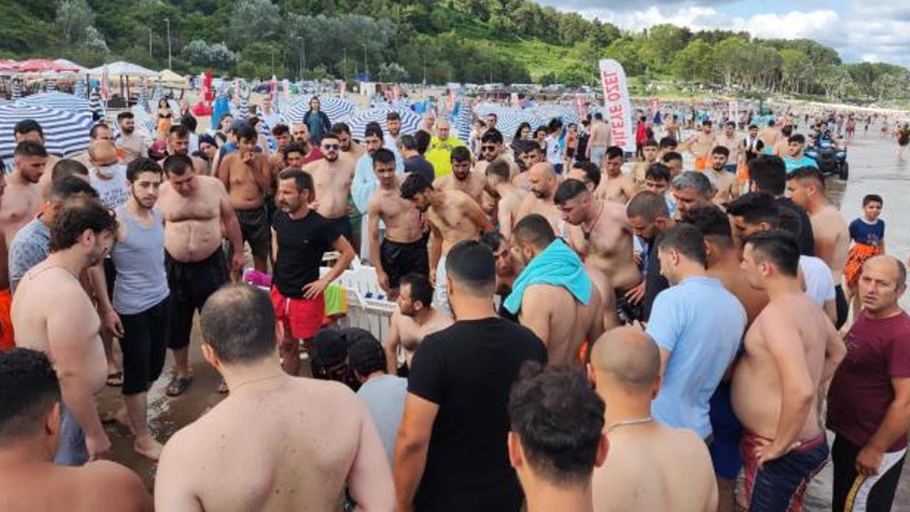 Olumsuz hava koşulları sahilleri vurdu; Kandıra, Şile ve Sarıyer'de denize girmek yasaklandı
