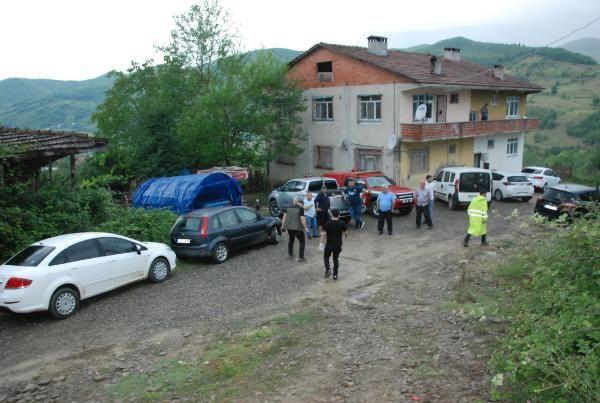 Ormanlık alana düştüğü iddia edilen cisim ekipleri harekete geçirdi - Sayfa 1