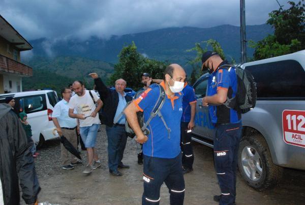 Ormanlık alana düştüğü iddia edilen cisim ekipleri harekete geçirdi - Sayfa 4