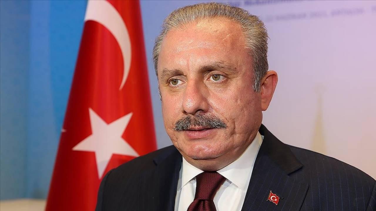 Meclis Başkanı Şentop: Tunus'ta yaşananlar endişe vericidir