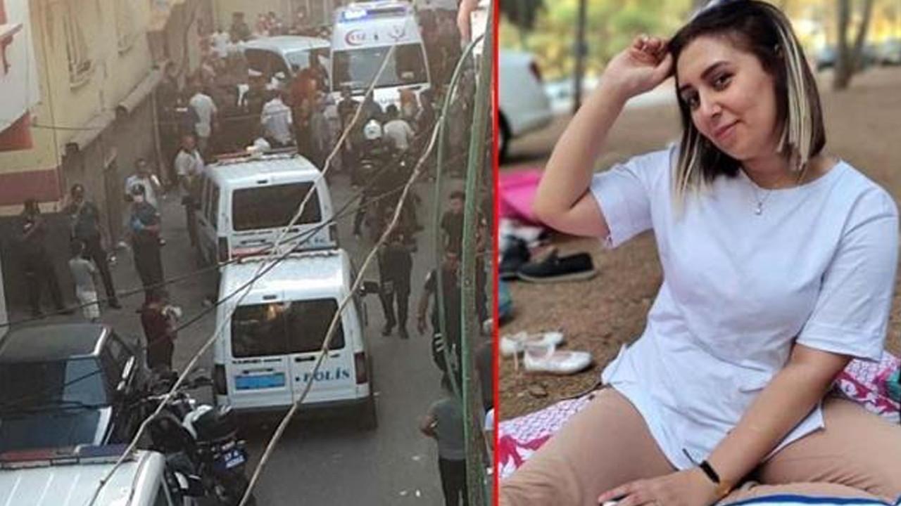 Eşiyle tartışan genç kadın kafasına sıktı, ölüm haberini alan yakınları damada saldırdı