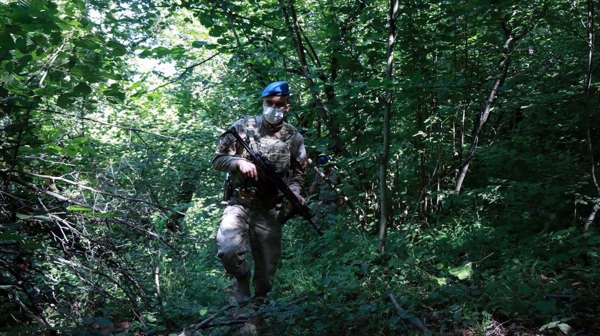 Ormanlar havadan ve karadan mercek altında Jandarma ormanları drone ve helikopter ile denetliyor - Sayfa 1