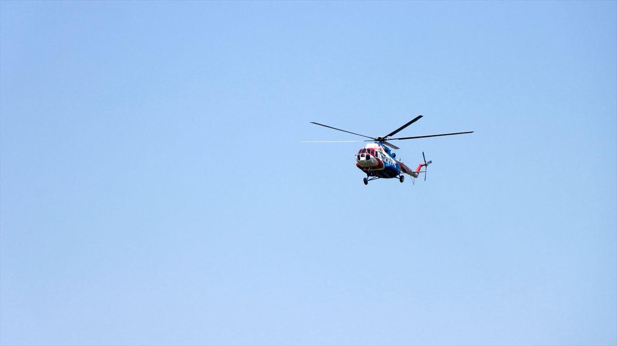 Ormanlar havadan ve karadan mercek altında Jandarma ormanları drone ve helikopter ile denetliyor - Sayfa 4