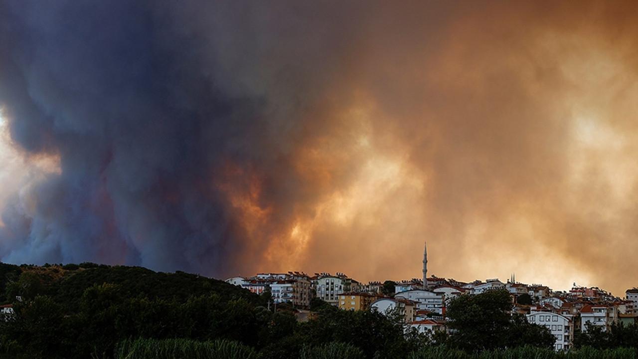 Bakan Pakdemirli son durumu açıkladı; 38 ilde 163 yangın çıktı, 152 tanesi söndürüldü