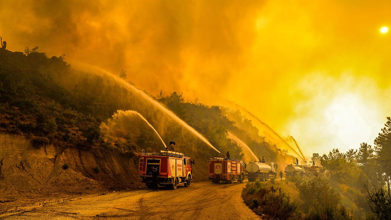Manavgat yangınıyla ilgili 16 yaşındaki şüpheli tutuklandı