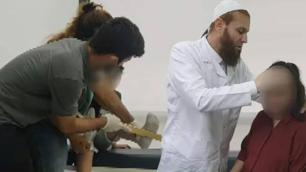 Başakşehir'de 'dayaklı tedavi' kuyruğu! Suudi Arabistan'dan gelip ofis açtı, polis baskın yaptı