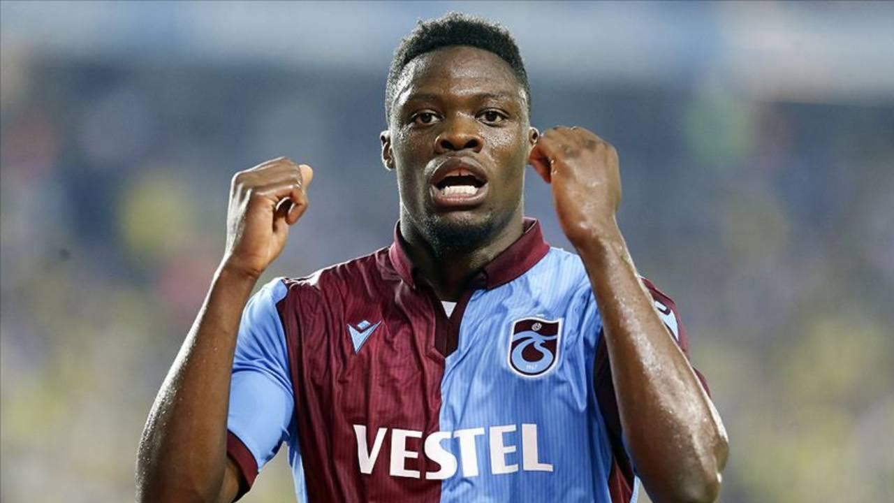 Trabzonspor, Ekuban transferini resmen açıkladı!