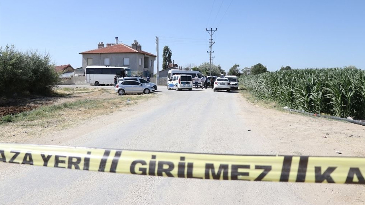 Konya'da 7 kişinin katledilmesiyle ilgili 10 tutuklama