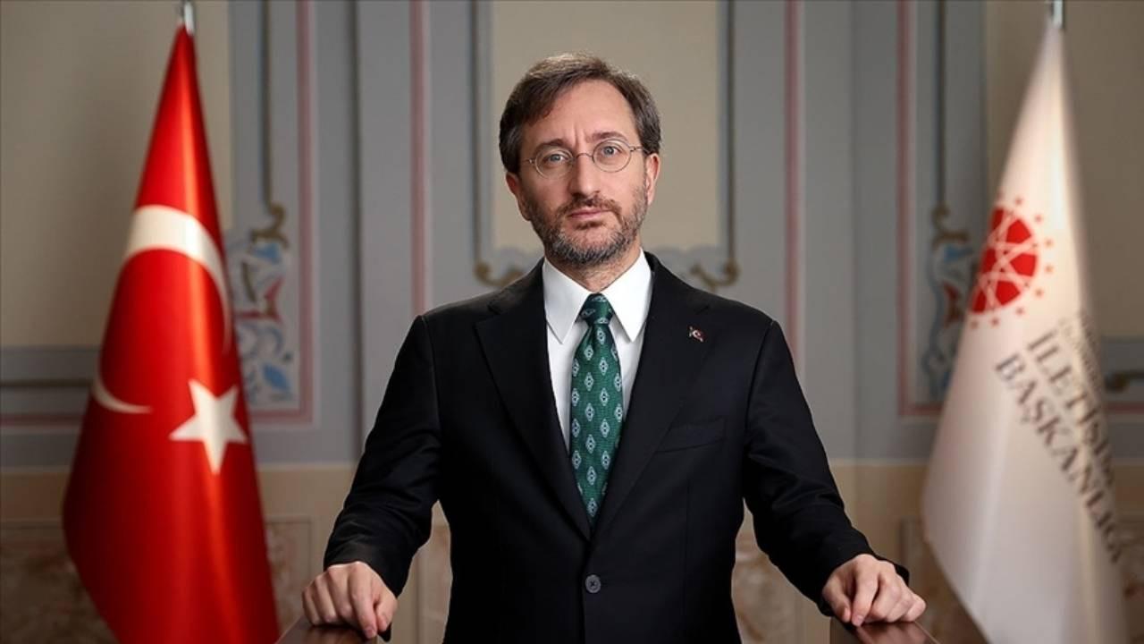 İletişim Başkanı Fahrettin Altun: Türkiye, kimsenin bekleme odası değildir