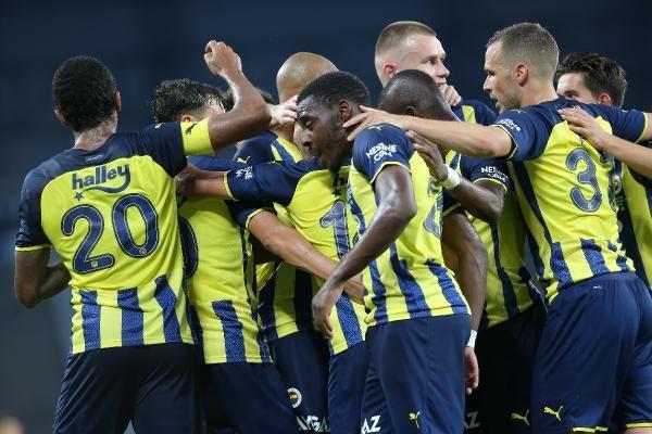 Fenerbahçe, Dinamo Kiev berabere kaldı - Sayfa 1