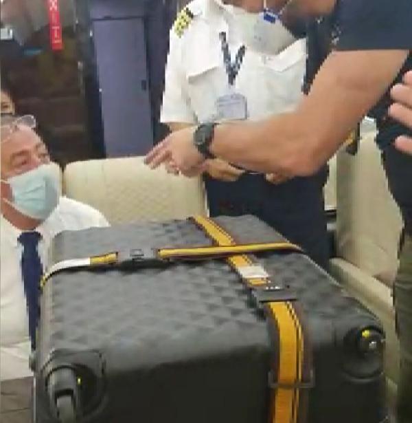 Brezilya polisi Türk uçağında 1304 kilo kokain yakaladı - Sayfa 1