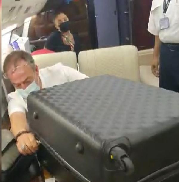 Brezilya polisi Türk uçağında 1304 kilo kokain yakaladı - Sayfa 2