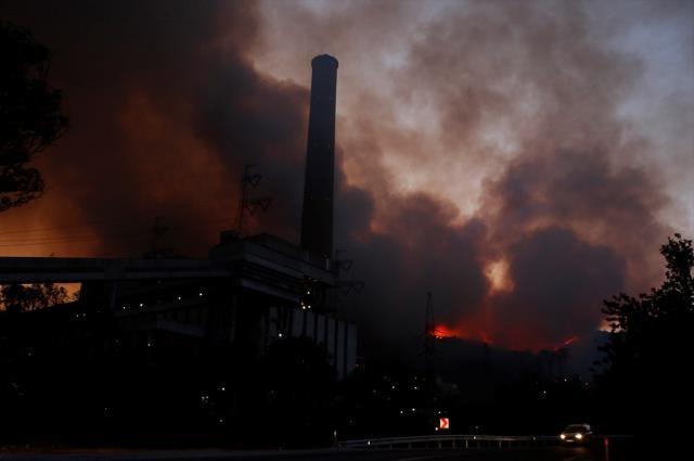 Alevler Milas'taki termik santrale sıçradı - Sayfa 2