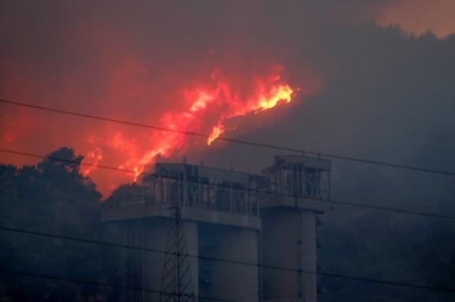 Alevler Milas'taki termik santrale sıçradı - Sayfa 3