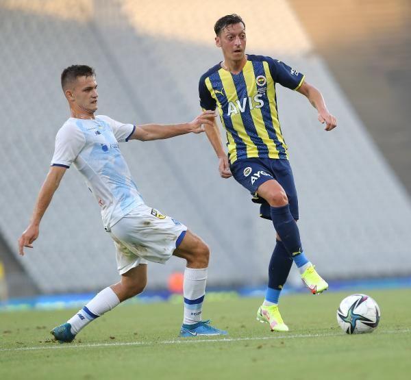 Fenerbahçe, Dinamo Kiev berabere kaldı - Sayfa 4