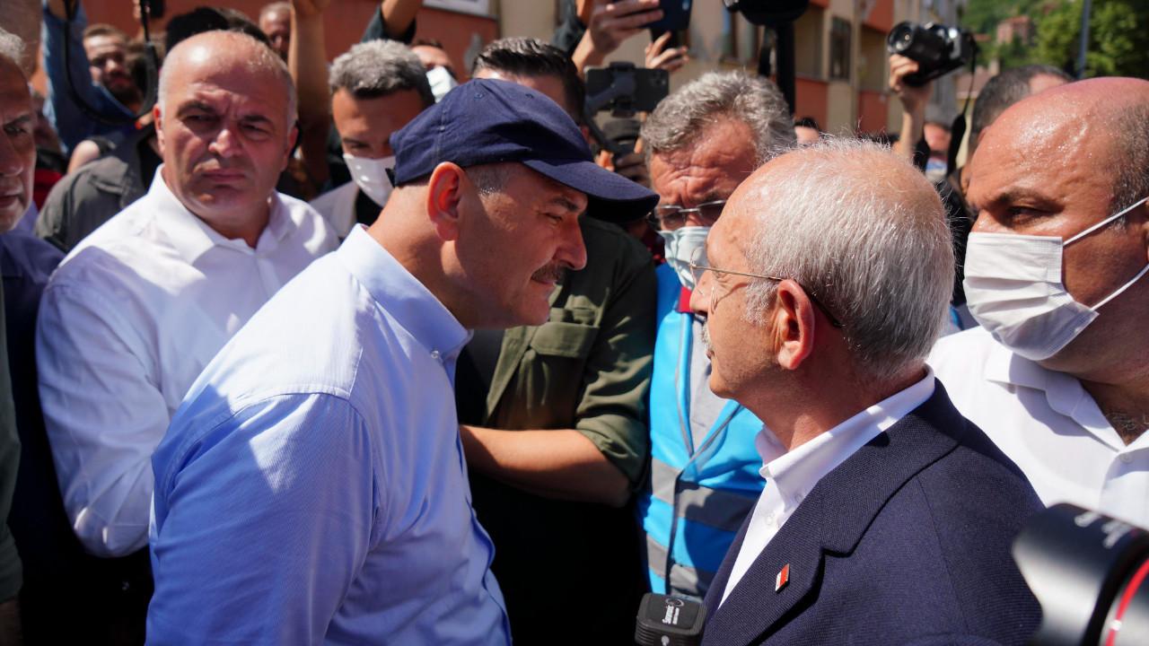 Kemal Kılıçdaroğlu Bozkurt'ta:  Yaraları sarmak için a partisi, b partisi diye bakmıyoruz