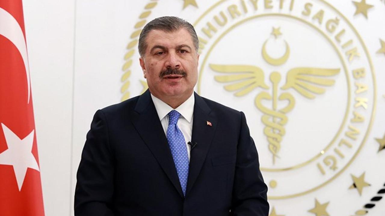 Sağlık Bakanı Koca: Virüse yiğitlik olmaz