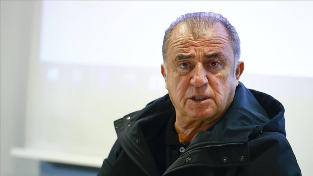 Galatasaray'da Luyindama Fatih Terim'i sinirlendirdi