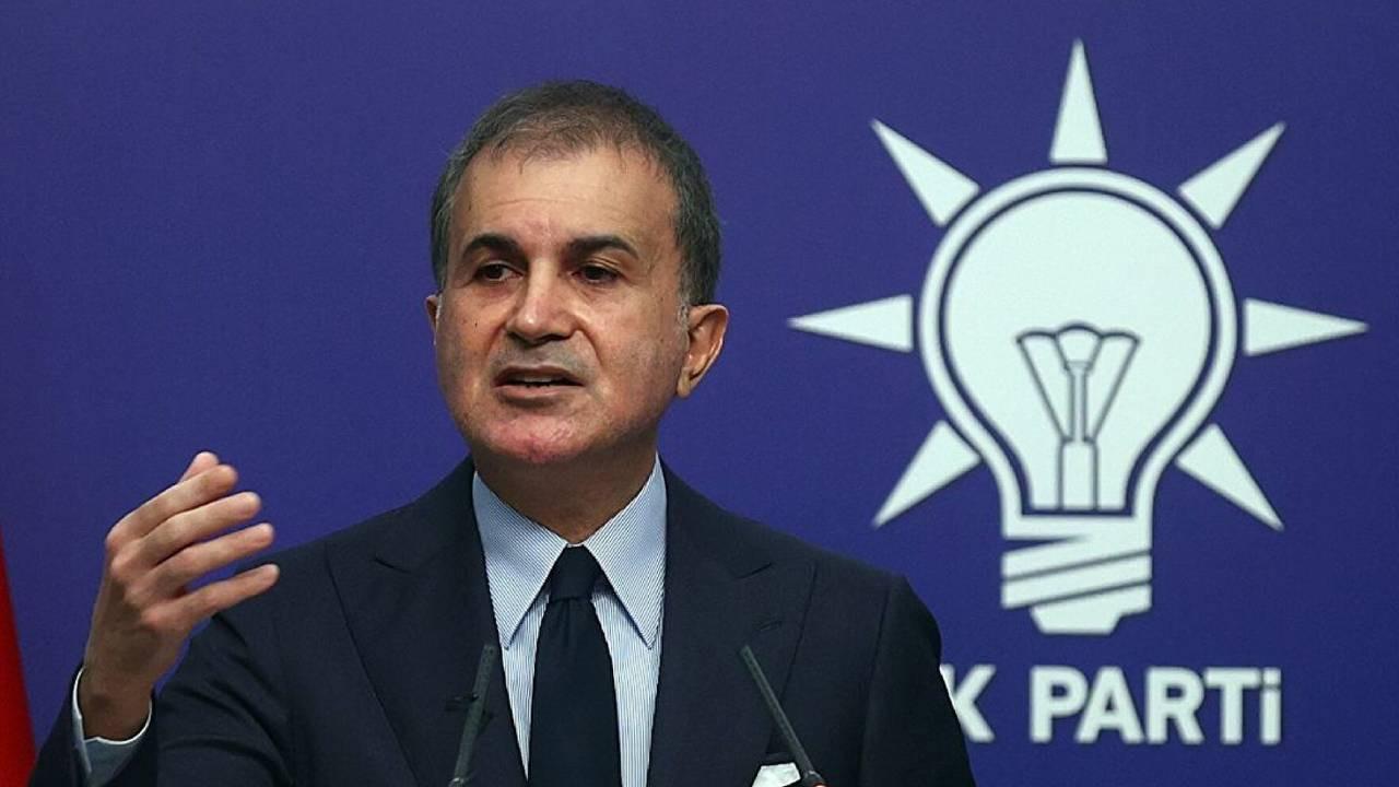 AK Parti Sözcüsü Çelik'ten, Kabil'deki terör saldırılarına kınama