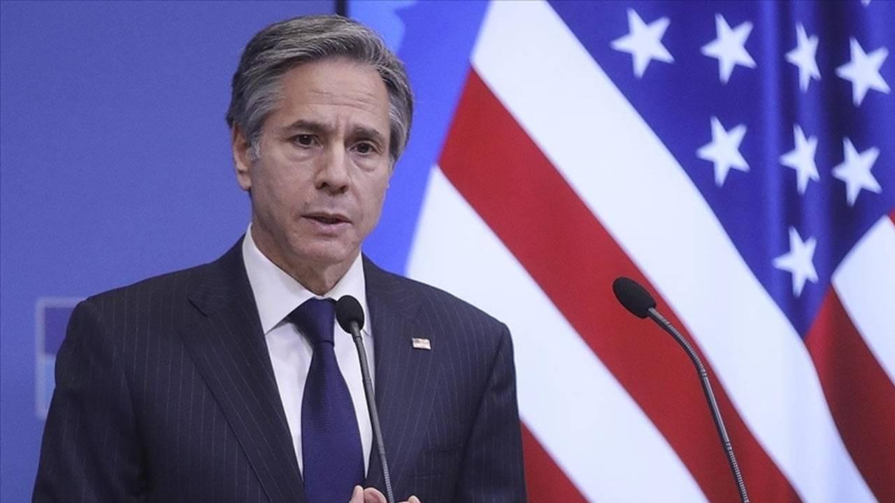 ABD Dışişleri Bakanı Blinken: Kabil'deki diplomatik varlığımızı askıya aldık