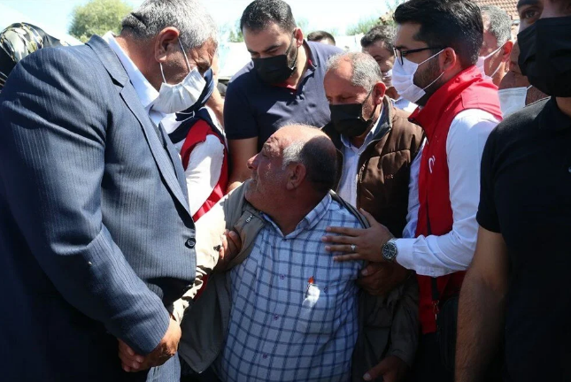 Şehit Muammer Yiğit Tokat'ta son yolculuğuna uğurlandı - Sayfa 1
