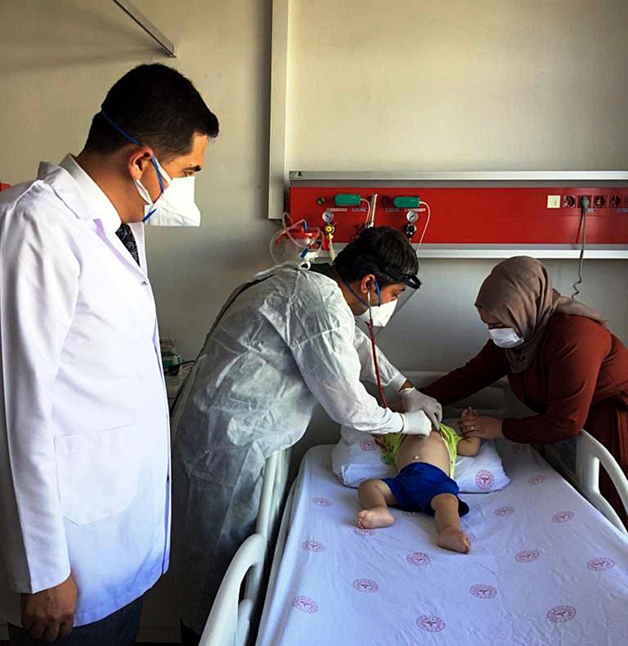 Diyarbakır'da 81 çocuk koronavirüs yoğun bakımında - Sayfa 4