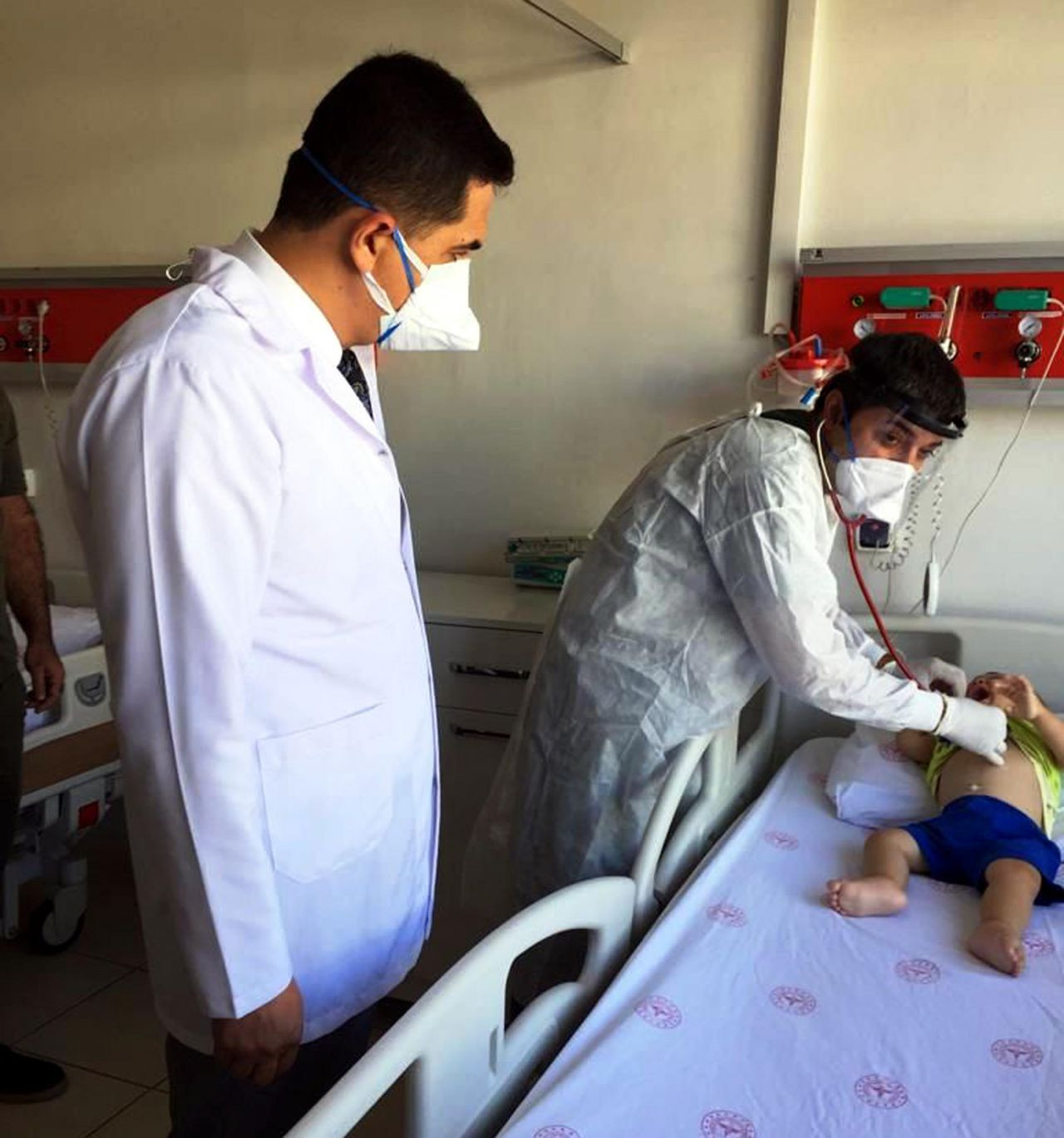 Diyarbakır'da 81 çocuk koronavirüs yoğun bakımında - Sayfa 1