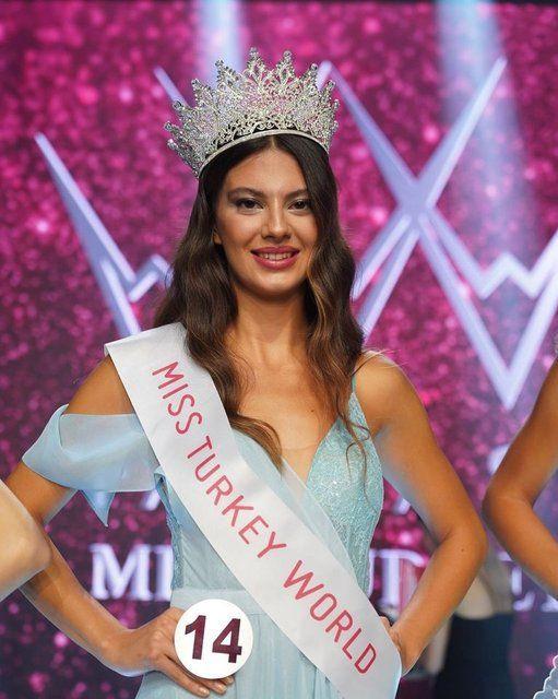 Miss Turkey 2021 birincisi Dilara Korkmaz seçildi! İşte Türkiye'nin en güzel kızı - Sayfa 1