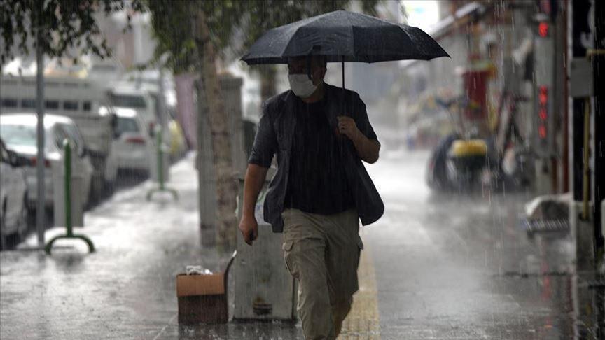 Meteoroloji'den şiddetli sağanak yağış uyarısı - Sayfa 2