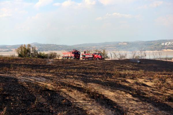 Adana'da çalılık yangını; beyaz araç polisi alarma geçirdi - Sayfa 2