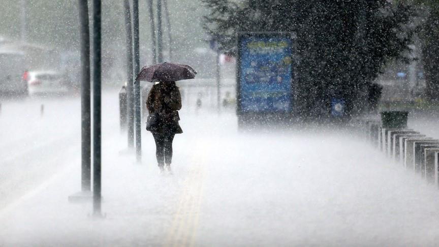 Meteoroloji'den şiddetli sağanak yağış uyarısı - Sayfa 4