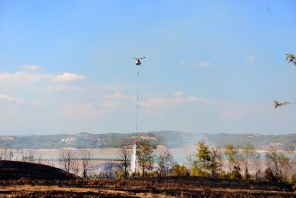 Adana'da çalılık yangını; beyaz araç polisi alarma geçirdi - Sayfa 4